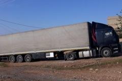 Truck vor HELIN